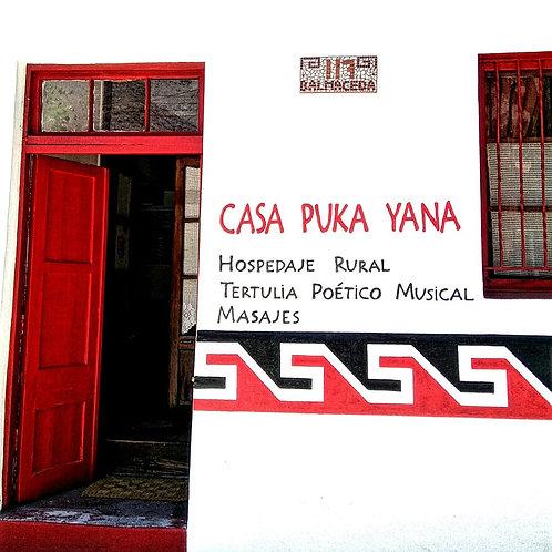 Casa Puka Yana