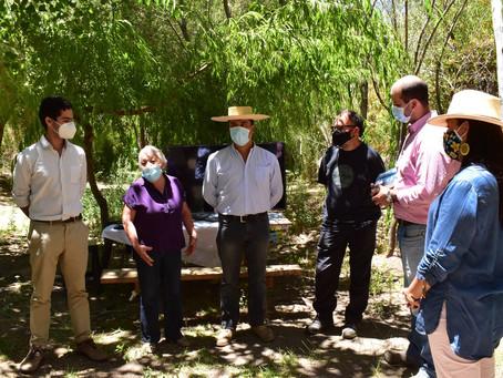 En Paihuano: Informe Técnico Busca Declarar Santuario de la Naturaleza a Cochiguaz
