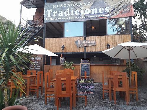 Restaurante Tradiciones Pisco Elqui
