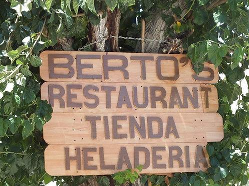 Bertos Restorant