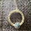 Thumbnail: Silver Pendant with Kyanite stone