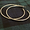 Thumbnail: Large hoop earrings