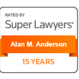 Alan M. Anderson Selected as Minnesota Super Lawyer