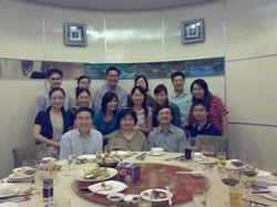 Dinner Gathering 2010