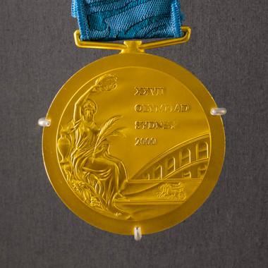Custom Medal Engraving