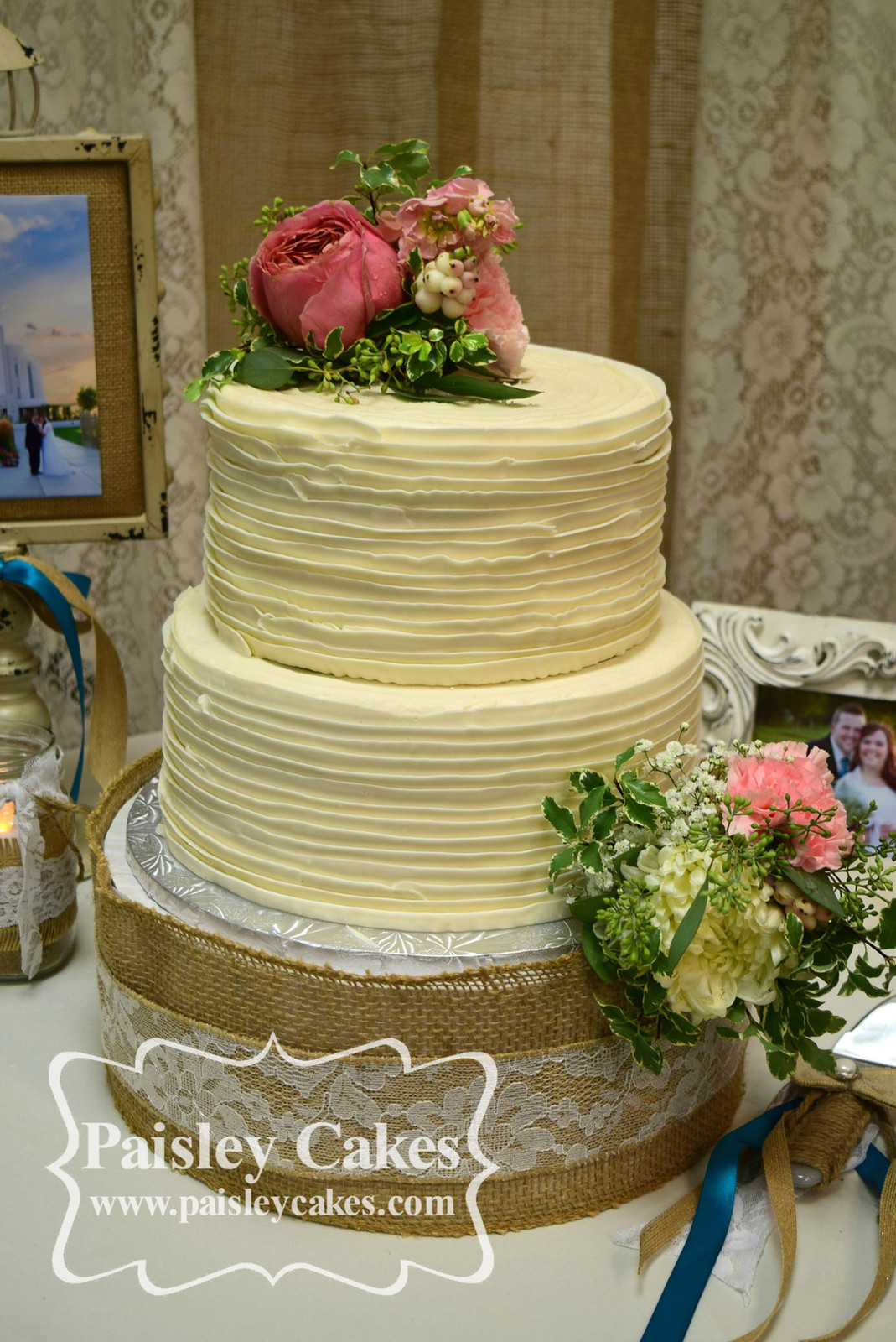 Wedding Cakes, Paisley Cakes, Blackfoot Idaho, Wedding desserts