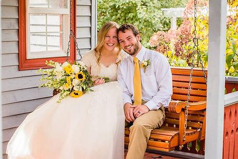 Bride and Groom. Red Barn Events, Blackfoot, Idaho . Wedding Venue
