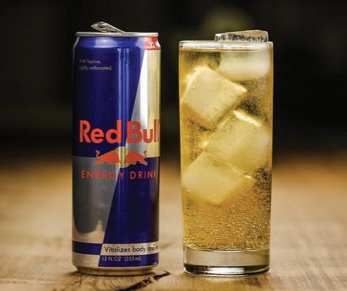 Infused Energy Drinks