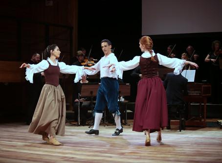 Orquestra de Câmara da Cidade de Curitiba apresenta Le Roi Danse