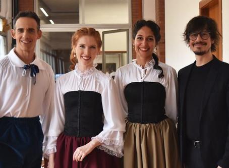 Le Roi Danse - Orquestra Sinfônica de Porto Alegre e Passos do Barroco.