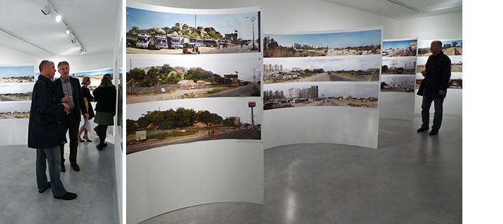 Ausstellung in der Architekturgalerie am Weissenhof