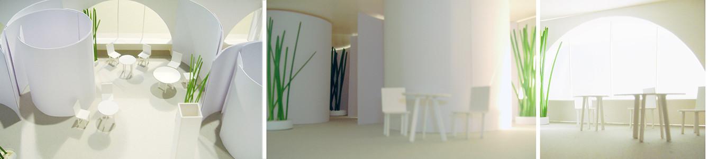 Foyerbereiche