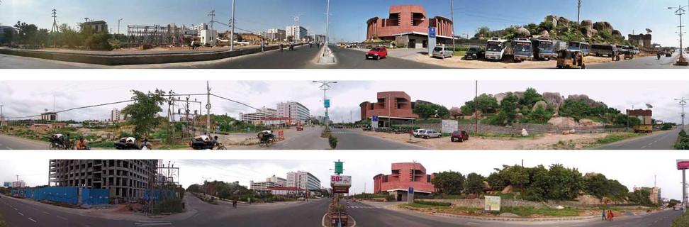 Panoramen 2, Tatabuilding - 2005, 2007, 2009