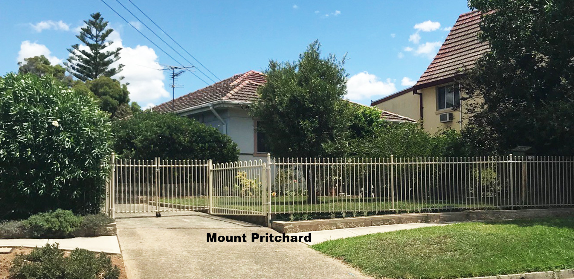 Mount Pritchard