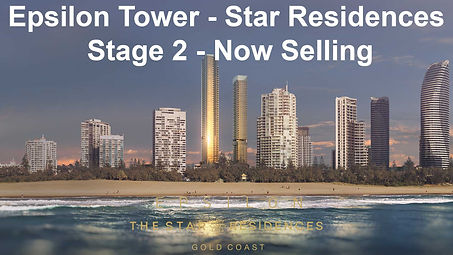 EpsilonTower Broadbeach Island off plan sale