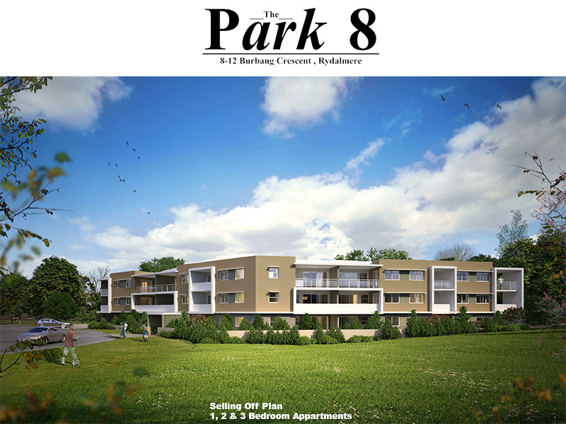 The Park 8 Rydalmere