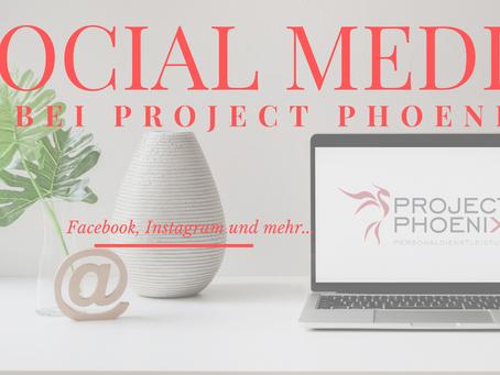 Job suchen, finden und bewerben über unsere Sozialen Medien