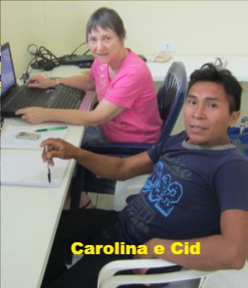 Carolina e Cid