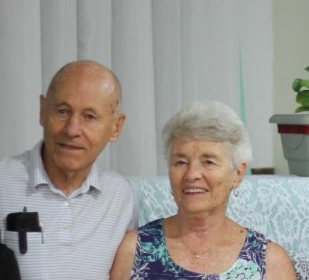 David e Mary-Ann Cox