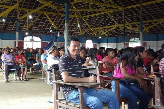 Missionário Marcos José