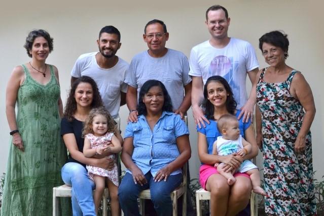 Equipe atual de Mucajaí