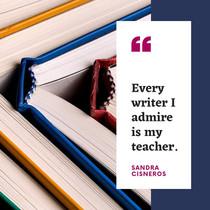 Sandra Cisneros quote