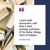 Susan Choi quote