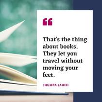 Jhumpa Lahiri quote