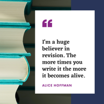 Alice Hoffman quote