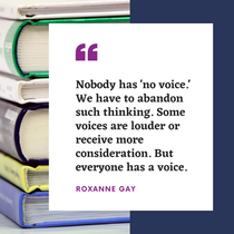 Roxanne Gay quote