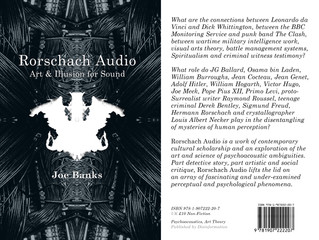 Rorschach Audio lecture by Joe Banks