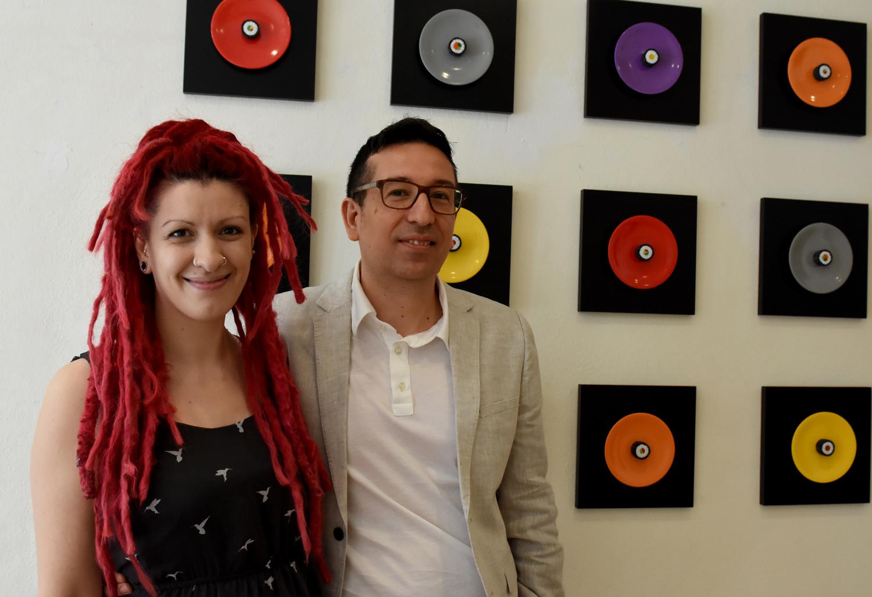 Silvia Naddeo e Raffaele Quattrone