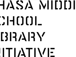 Lhasa Middle School Library Initiative