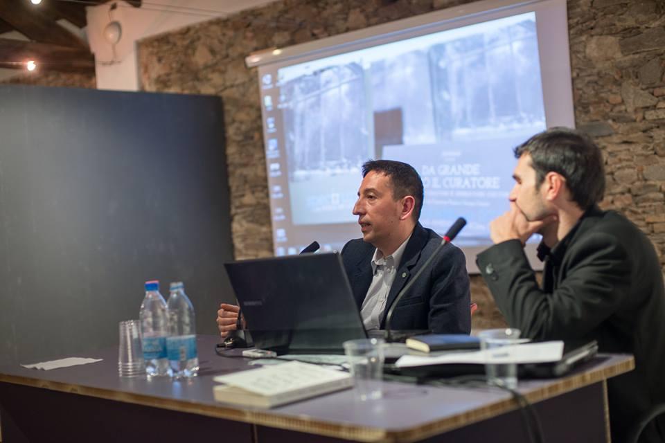 Giorgio Caione e Raffaele Quattrone