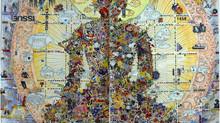 TRANSCENDENTAL. Gonkar Gyatso at Galleria Mimmo Scognamiglio in Milan