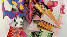 THE WHITNEY TO DEBUT FRANK STELLA: A RETROSPECTIVE, OPENING OCTOBER 30
