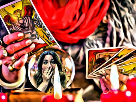 Tarot in The House Of Voodoo