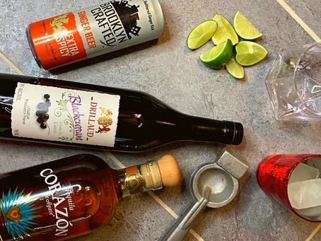 Tequila Tuesday: El Diablo