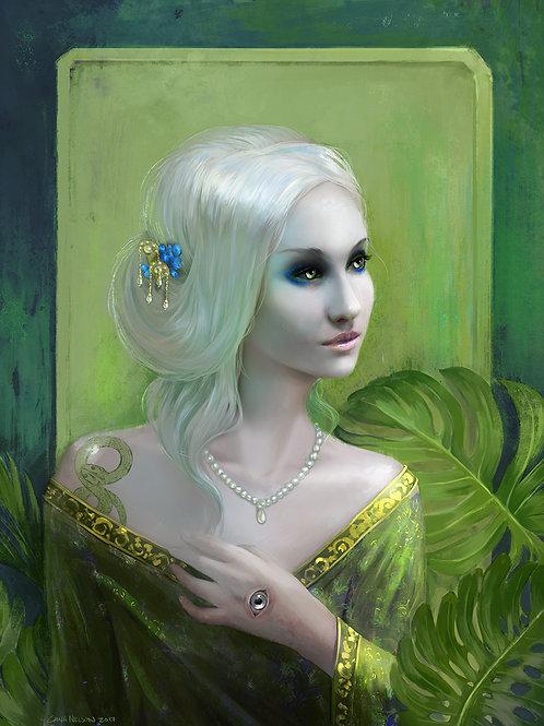 Green - Fine Art Print