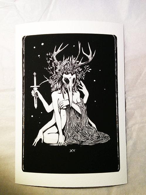 Inks IV - Fine Art Print