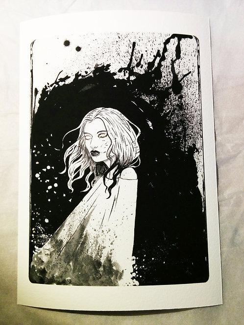 Inks V - Fine Art Print
