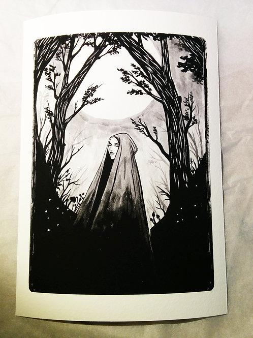 Inks I - Fine Art Print