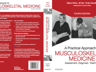 Why Edinburgh Physiotherapists Jill and Emily Lecture Musculoskeletal Medicine to fully qualified GP