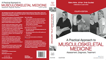 Our Physios have written textbooks and lecture worldwide. Physiotherapy textbook written by Physiotherapists that treat clients here in Morningside, Jill Kerr and Emily Goodlad
