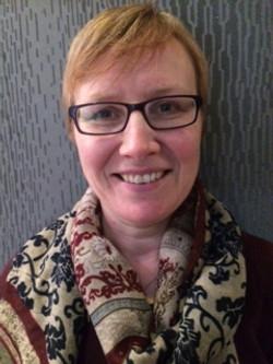 Clare Edmonstone Receptionist