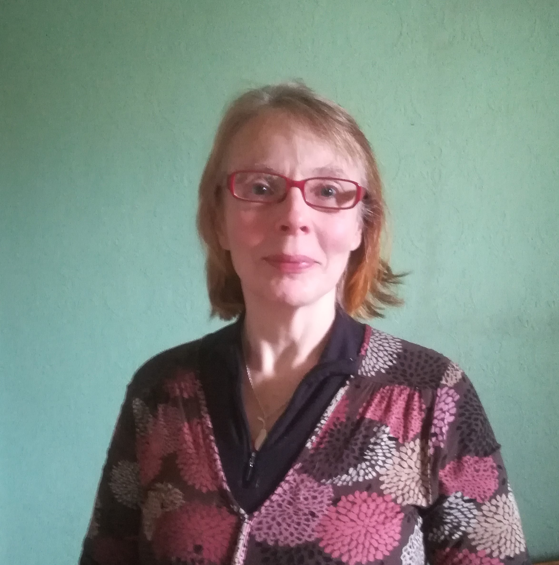 Harriet Grindley Receptionist