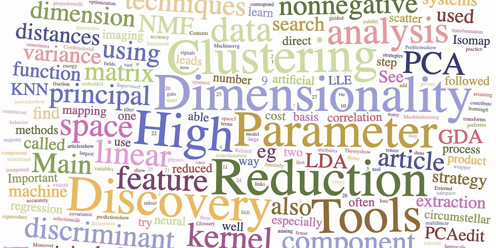 Dimensionality Reduction and Clustering Tools for High Parameter Discovery