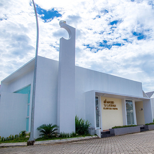 Masjid Perumahan Relife Greenville Darul Istiqomah