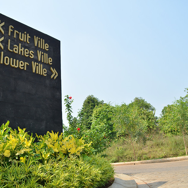 Greenville Cileungsi - Signage