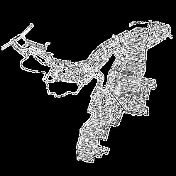 Greenville Cileungsi Site Plan